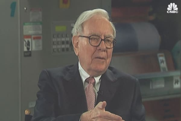 Here's what Warren Buffett has said about Apple over the years