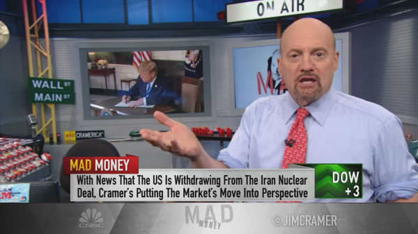 Iran deal announcement showed how 'stupid' market is