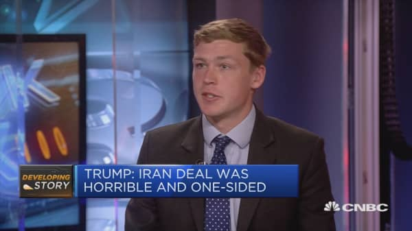 Trump has 'empowered the hardliners in Iran,' analyst says