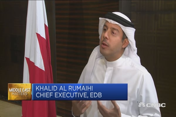 EDB Bahrain chief: We see a lot of interest from China