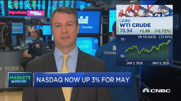 Higher oil prices probably a temporary phenomenon, says strategist