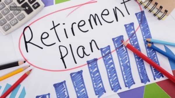 Almost half of Americans don't expect to have enough to retire comfortably