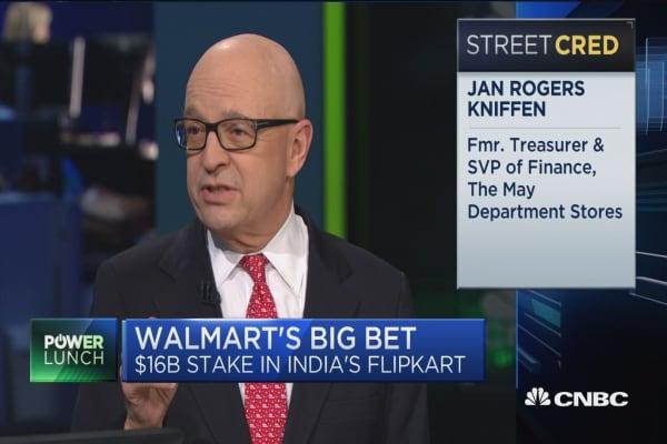 Can Walmart stop the bleeding with Flipkart deal?