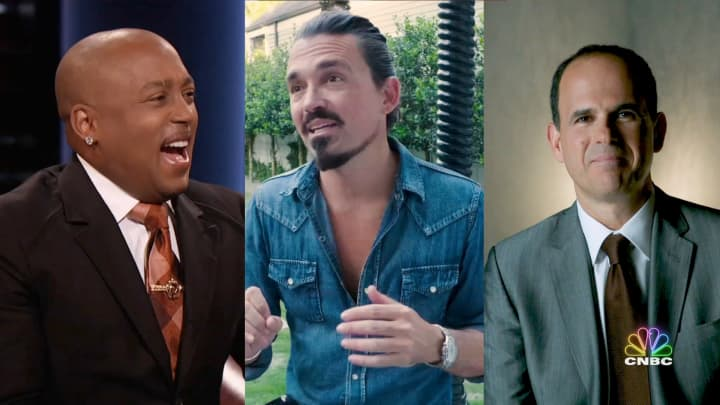 Daymond John, Sidney Torres, and Marcus Lemonis share what their mother  means to them