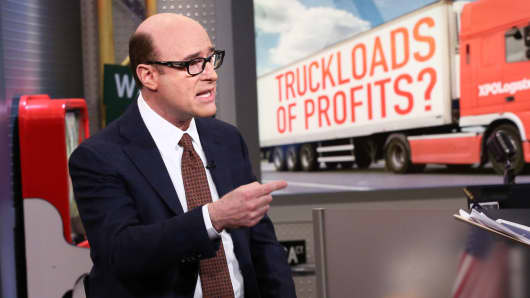 Brad Jacobs, CEO, XPO Logistics