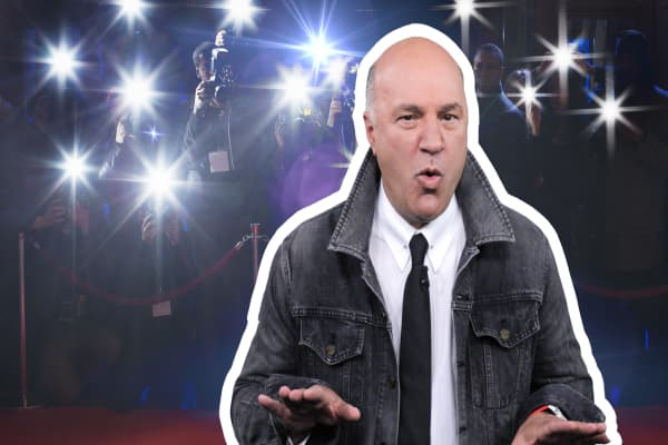 This $2,800 denim jacket is one of Kevin O'Leary's favorite splurges