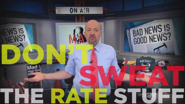Cramer Remix: Higher interest rates could create the leadership this market needs