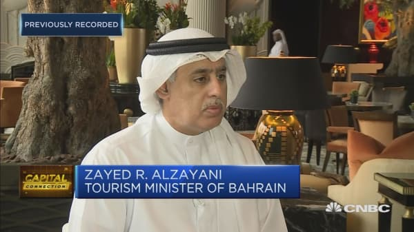 Bahrain tourism minister: We all benefit from more liberal Saudi Arabia