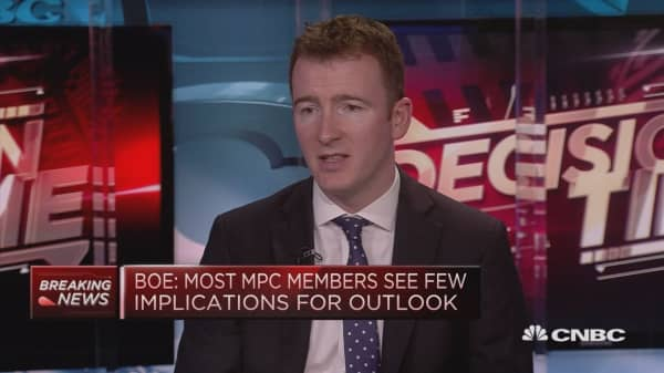 Reasonable to expect modest, gradual lift in rates, strategist says