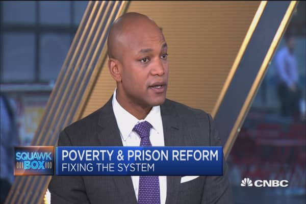 Robin Hood's Wes Moore on fixing the US justice system