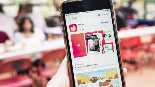 Tinder Owner Match Is A Buy Despite Facebook Threat Ubs