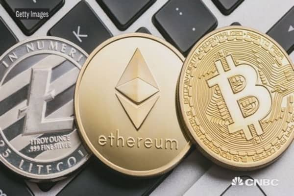 Big companies investing in cryptocurrency