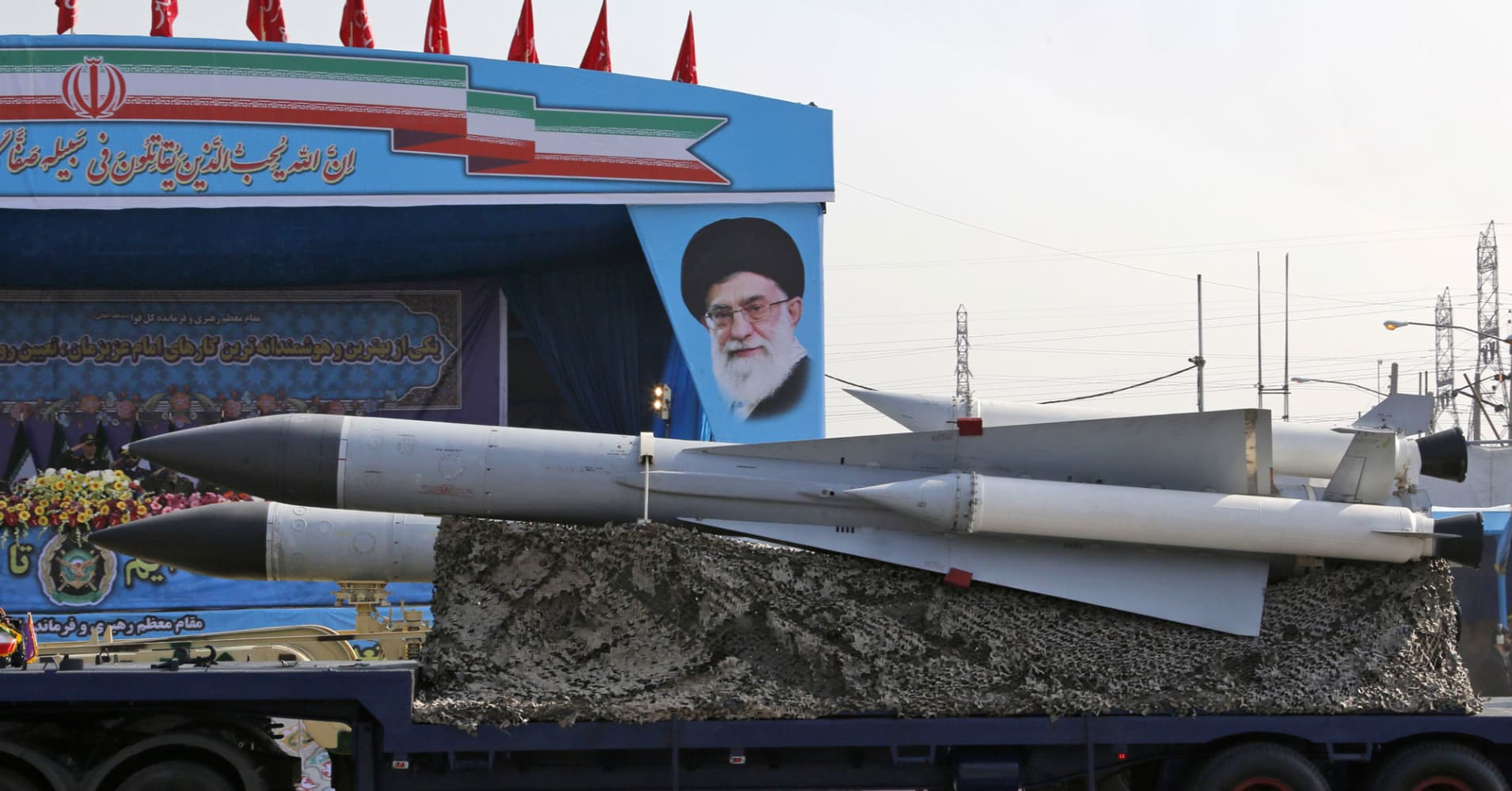 Rbc Capital Markets >> Iran nuclear weapons treaty exit would be 'rocket fuel' for oil price