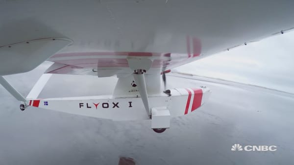 Drones could have a big role to play in the future of freight transport