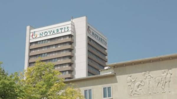 Novartis CEO tells employees 'we made a mistake'