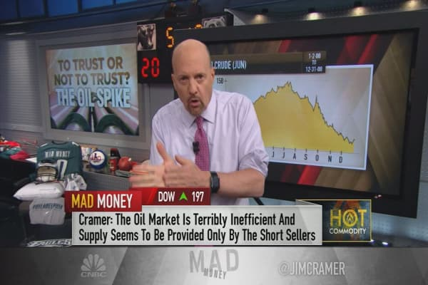 Investors waking to 'terribly inefficient' oil market