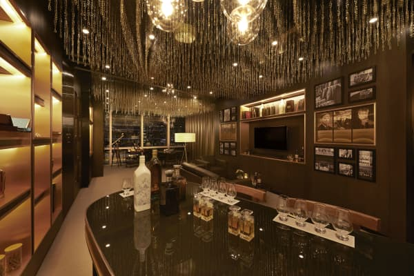 "At Diageo Singapore, the office has its very own ""Johnnie Walker House"""