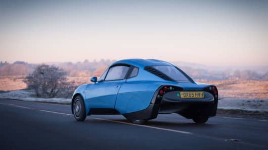 Riversimple hopes its hydrogen-powered Rasa car will hit mass production in 2020.
