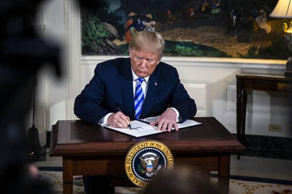 Iran deal exit putting new strain on trans-Atlantic alliances, says expert
