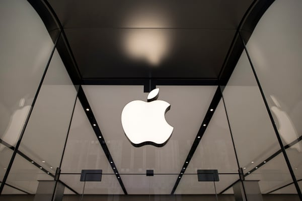 Apple's trillion dollar march