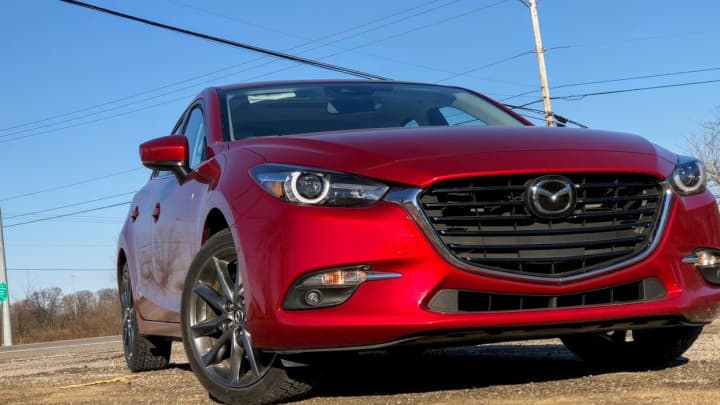 Where is mazda3 made