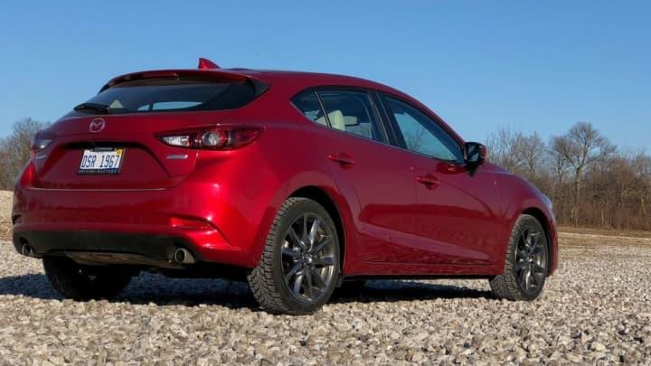 The 2018 Mazda 3 Grand Touring