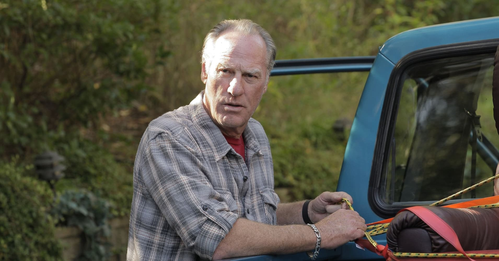 "Craig T. Nelson as Zeek Braverman in NBC's ""Parenthood."""