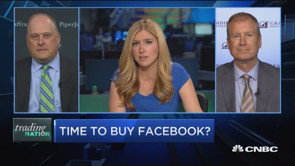 Trading Nation: Facebook's big run