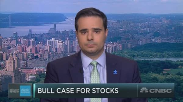Blockchain will help 'drive this next industrial revolution,' Wall Street bull predicts