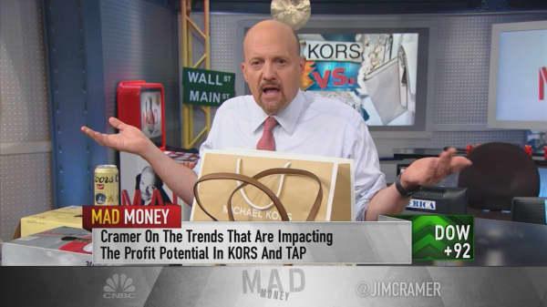 Michael Kors vs. Molson Coors: The better stock