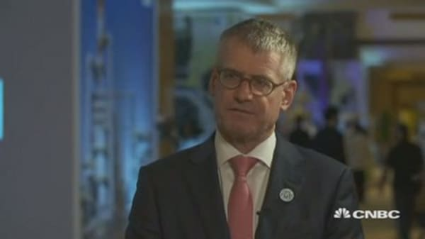 Borealis CEO: Restored Iran sanctions have not had impact so far