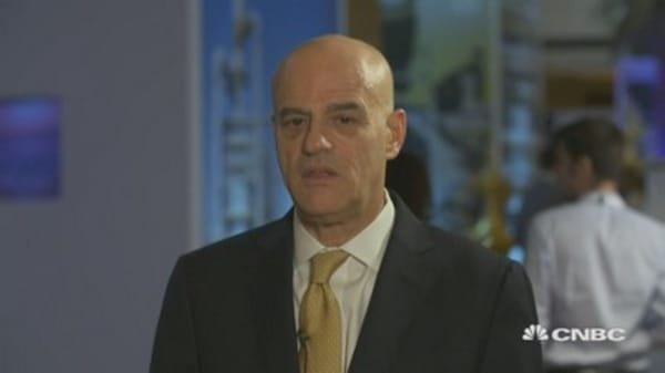 US sanctions on Iran could disrupt oil prices, ENI CEO says