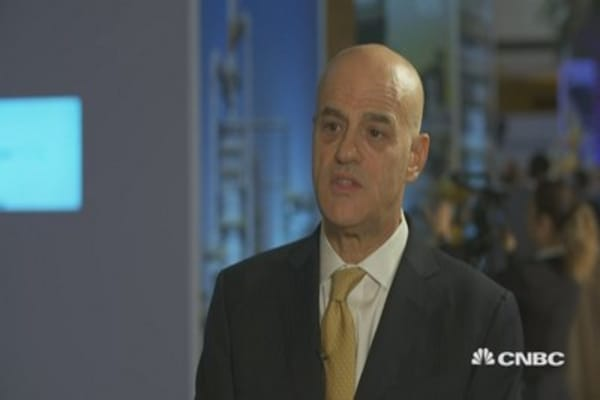 Middle East region strong but geopolitics creates uncertainty: Eni CEO