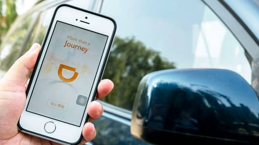 Chinese ride-hailing giant Didi to lay off 15% of its workforce