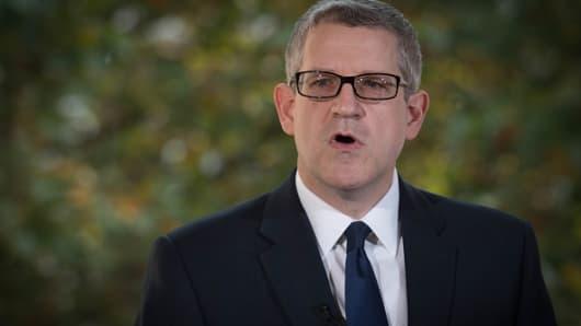 Director General of MI5 Andrew Parker
