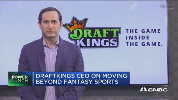 I understand why the sports leagues think they should get something: CEO on Fantasy gambling