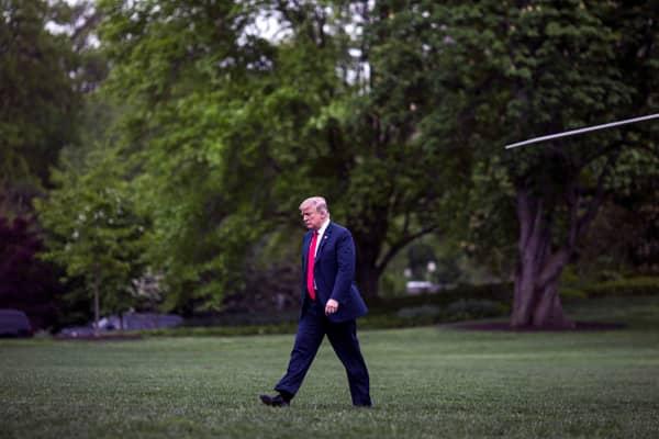President Trump reverses stance on ZTE