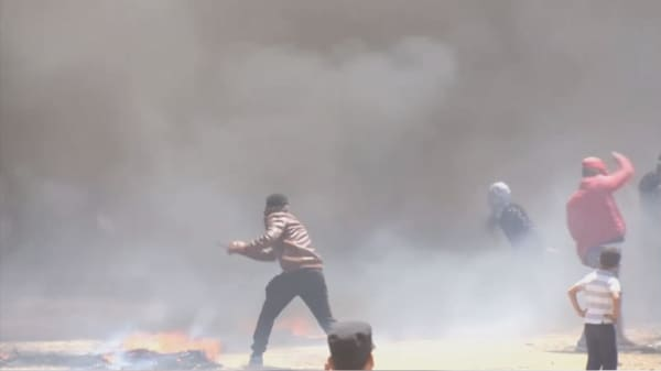 More than 50 dead in Gaza as US opens embassy in Jerusalem