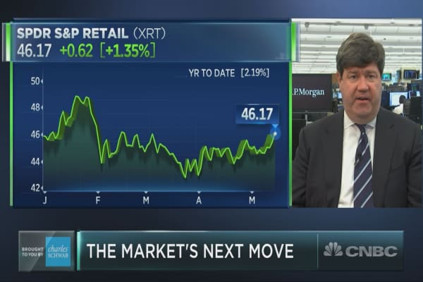 Retailers could be on verge of regaining pricing power, money manager suggests