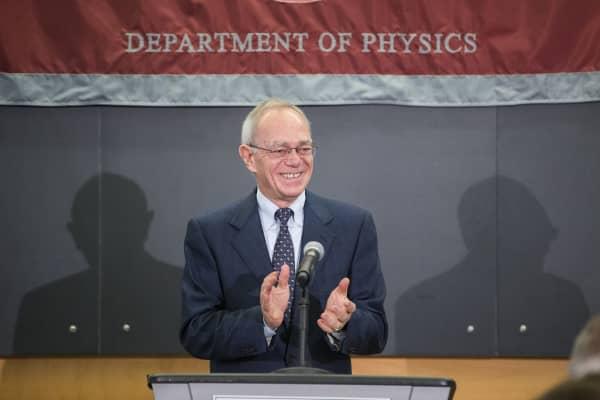 MIT President L. Rafael Reif
