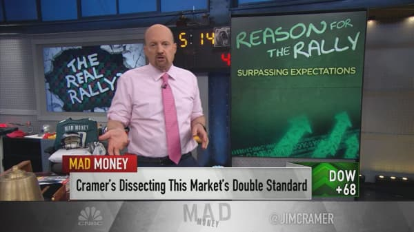 Cramer: 5 reasons why this market rally should be taken seriously