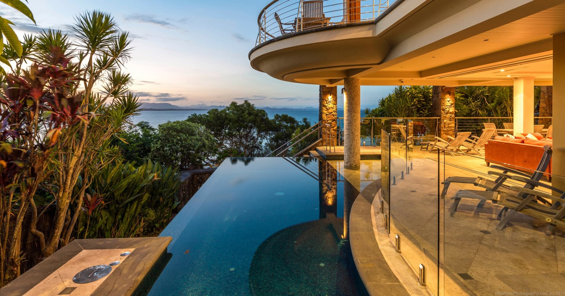 Thirdhome mansion in Byron Bay, Australia