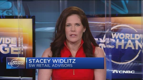 Stacey Widlitz discusses the future of Sears