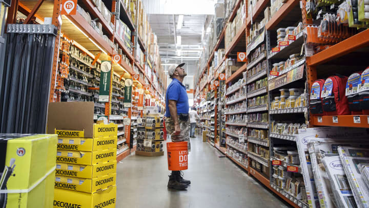 Home Depot earnings beat: $2.27 a share, vs $2.18 EPS expected