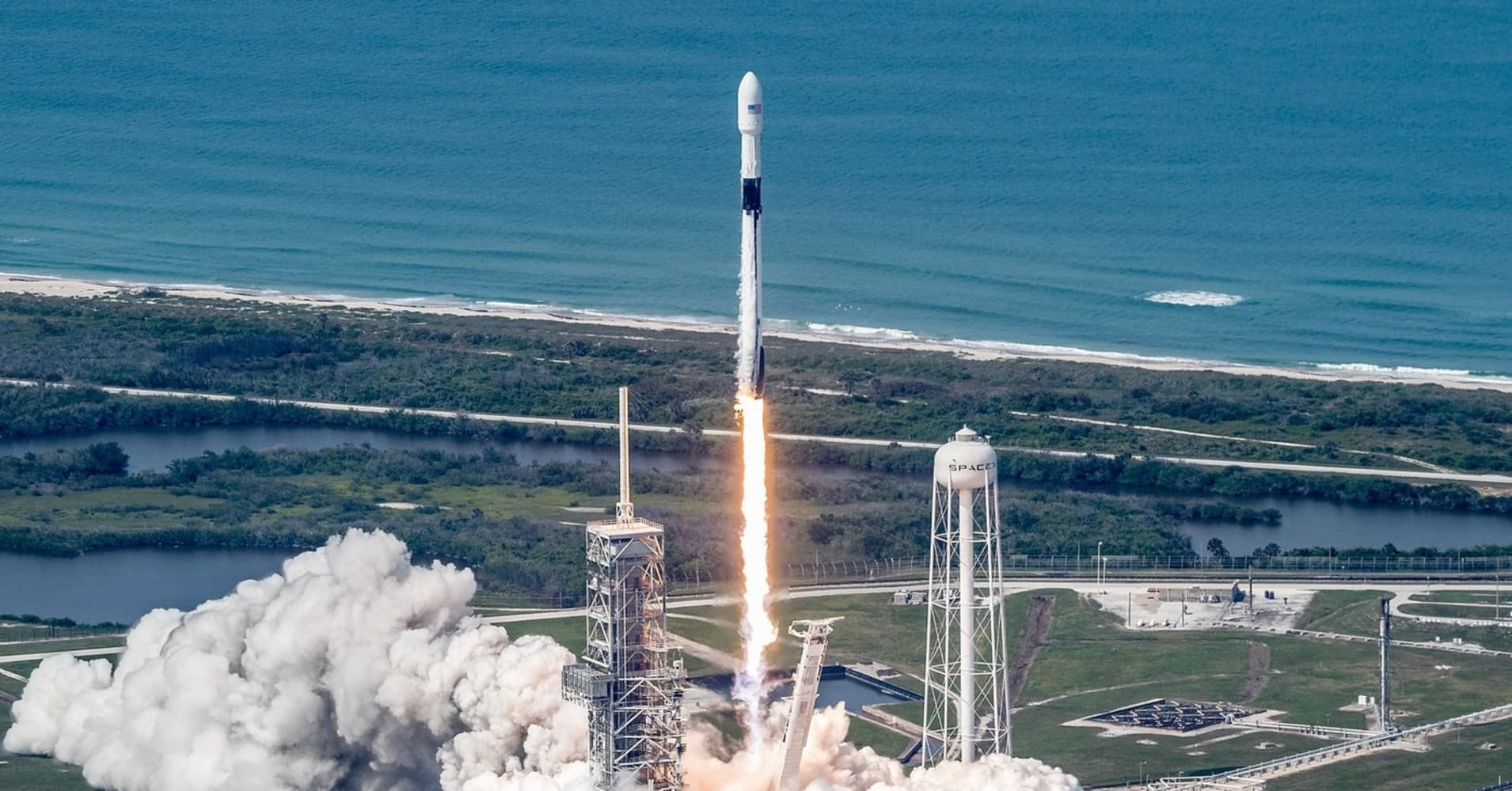 SpaceX planning massive expansion of rocket facilities on Florida's space coast