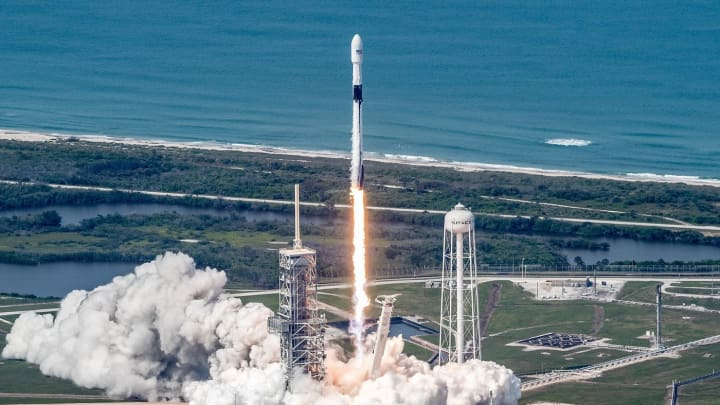 Image result for SpaceX unveils plans for massive upgrade to Kennedy Space Center operations