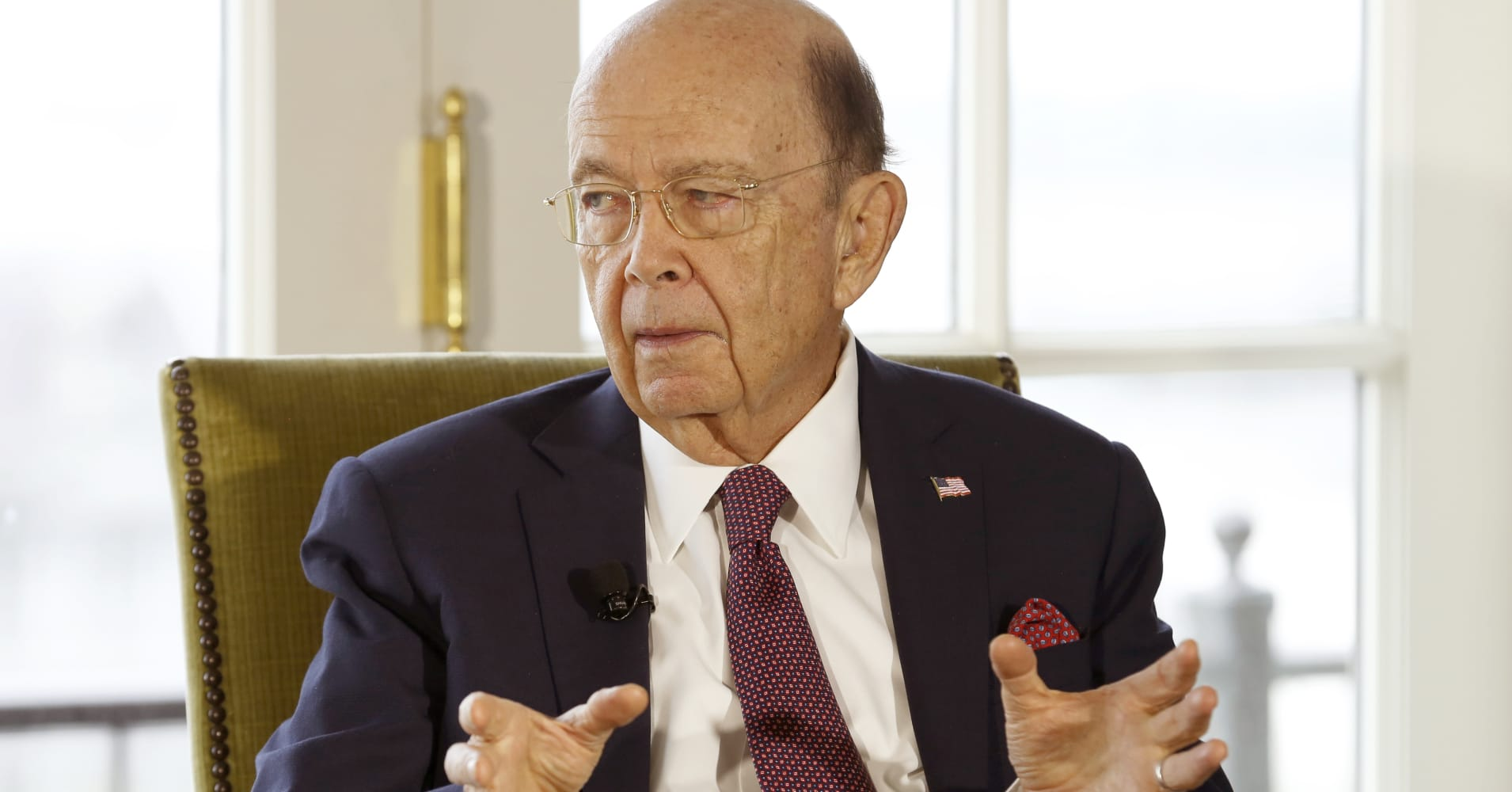 cnbc.com - Matthew J. Belvedere - Commerce Secretary Wilbur Ross: Trump's new trade tariffs aimed at modifying China's behavior