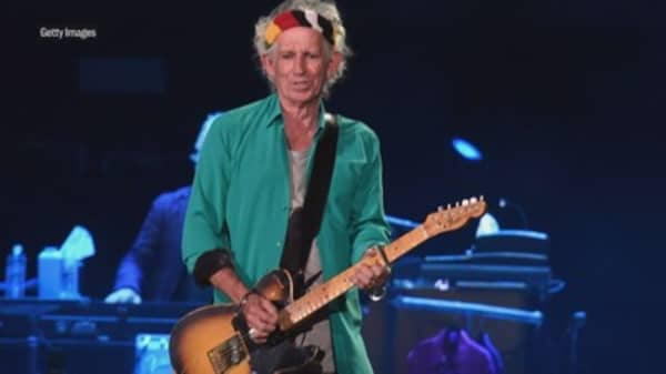 Rolling Stone Keith Richards says America has to 'get rid' of Donald Trump