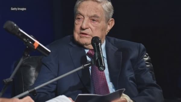 The George Soros foundation says it is being forced to close its offices in Hungary