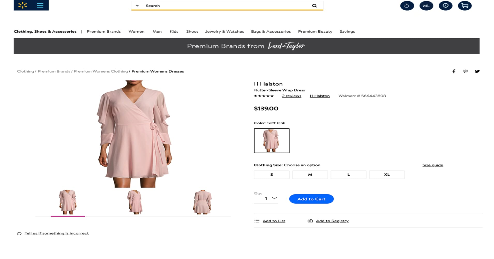 e90a9c974b6b03 Walmart and Lord   Taylor ready for new web store rollout